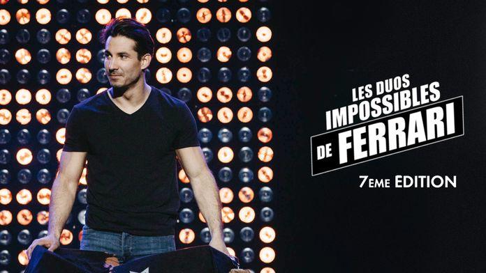 Les duos impossibles de Jérémy Ferrari 7ème édition