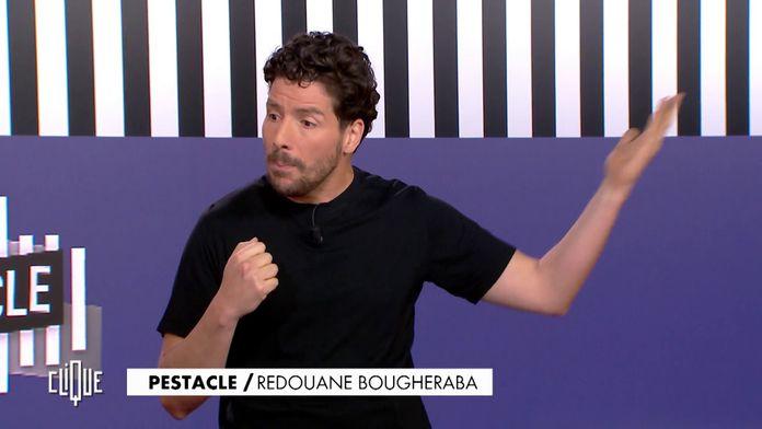 La dernier Pestacle de Redouane Bougheraba