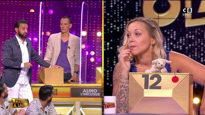Marion sera-t-elle la première candidate à découvrir le jackpot dès les trois premières boîtes ?