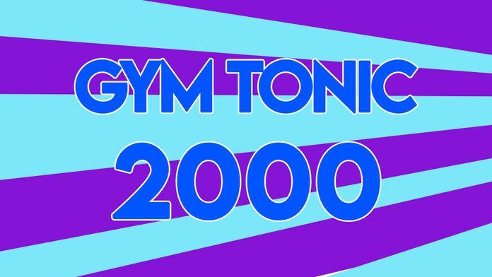 GYM TONIC 2000