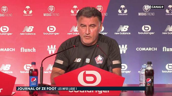 Reynet, la reprise à Saint-Étienne et Nice dans le journal du foot : Ligue 1 Conforama