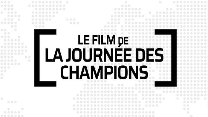 Le film de la journée des champions
