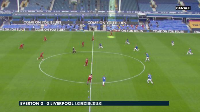 Everton / Liverpool : quand Sadio Mané est un peu trop pressé de reprendre : Premier League - 30e journée