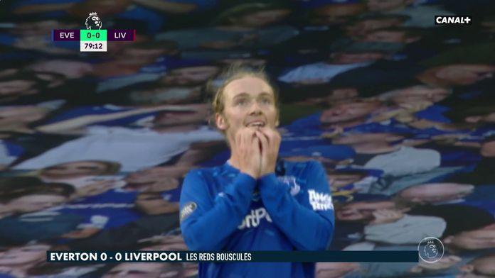 Le résumé d'Everton / Liverpool : Premier League - 30e journée