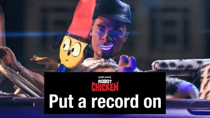 Put A Record On