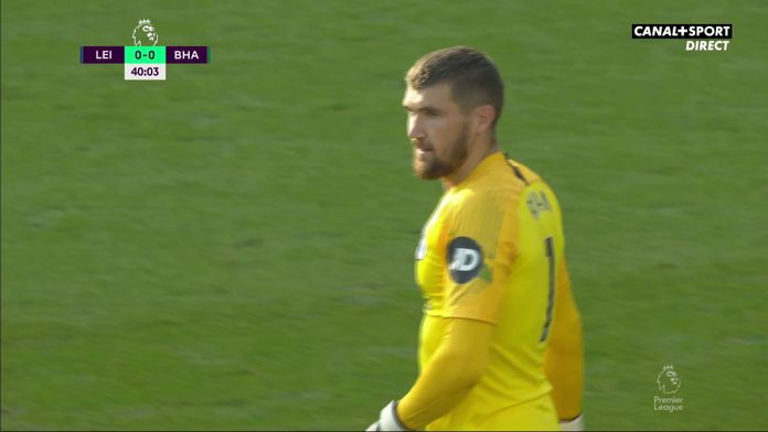 La boulette de Mathew Ryan ! : Premier League