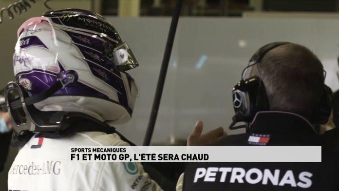 F1 et MotoGP, l'été sera chaud pour la reprise : Sports mécaniques