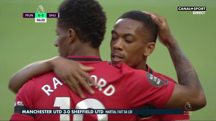 Le résumé de Manchester United / Sheffield United : Premier League - 31ème journée