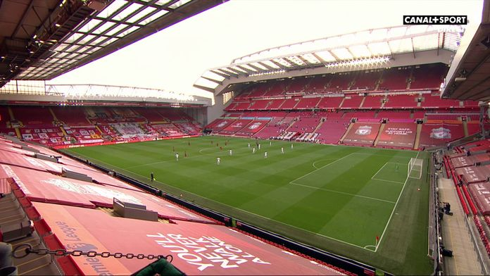"Un ""You'll Never Walk Alone"" sans les supporters... : Premier League"