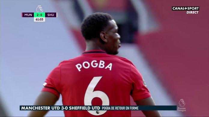Retour sur les incroyables dribbles de Paul Pogba : Premier League