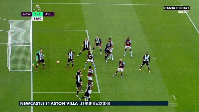 Le résumé de Newcastle / Aston Villa : Premier League - 31e journée