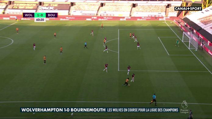 Le résumé de Wolverhampton / Bournemouth : Premier League - 31e journée