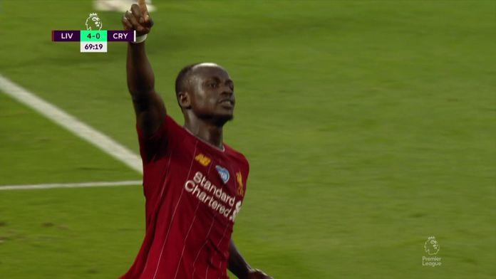 Liverpool se balade contre Crystal Palace et se rapproche un peu plus du titre ! : Premier League