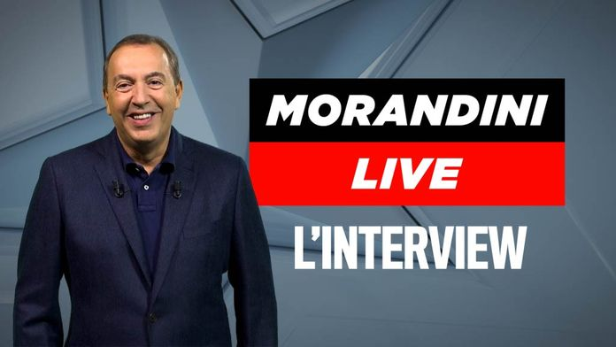 Morandini live : l'interview