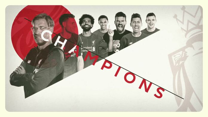 Liverpool champion, le top buts de la saison 2019/20 : Premier League