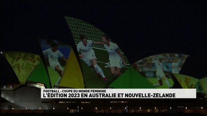 L'Australie et la Nouvelle-Zélande organiseront la Coupe du monde féminine 2023 : Coupe du monde 2023