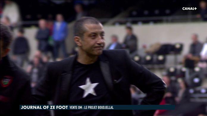 Le Journal of Ze Foot de Clement Gacheny : Au programme : l'OM, Nice et le PSG