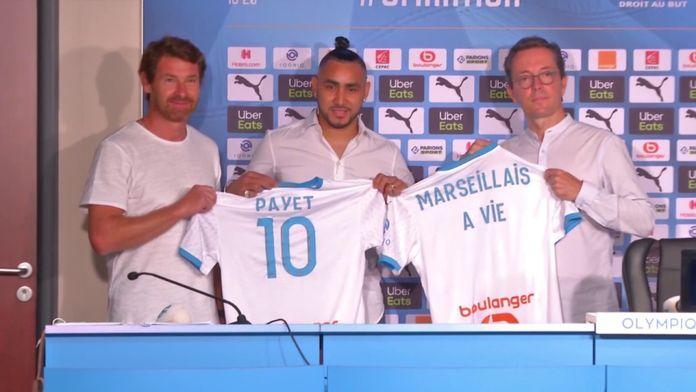 OM: Eyraud nie toute vente et annonce la prolongation de Payet : Ligue 1 Uber Eats