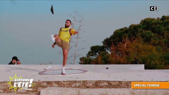 Spécial Tunisie : Le concours de lancer de babouche en Tunisie