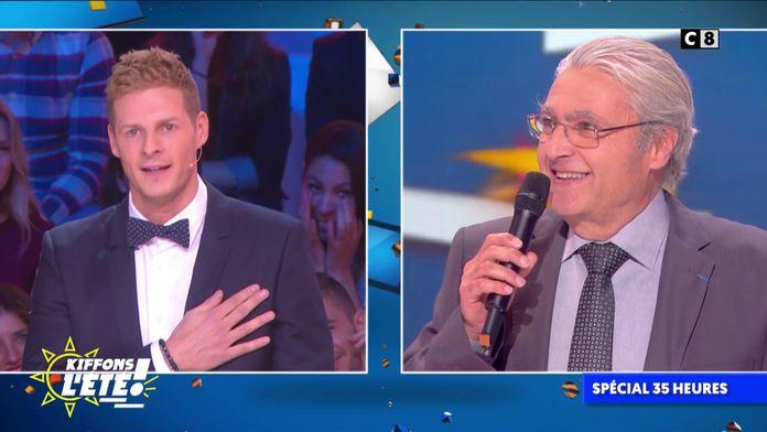 Spécial 35h : Quand Matthieu Delormeau souhaitait devenir Tunisien
