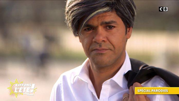Spécial parodies :  « Enquête abusive » avec Jamel Debbouze