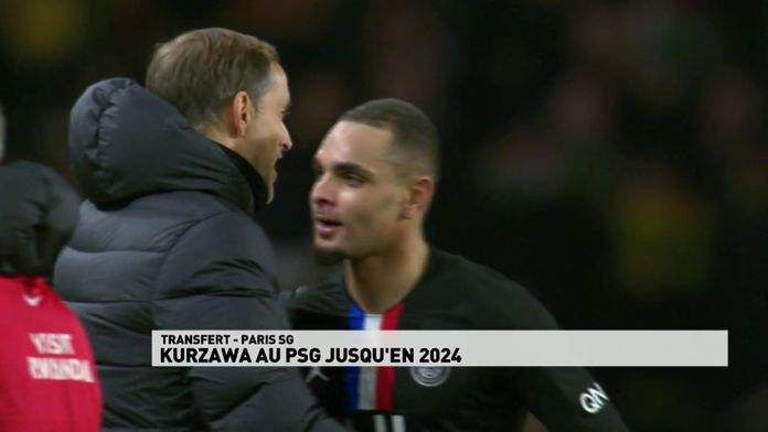Layvin Kurzawa prolonge au PSG jusqu'en 2024 : Transferts