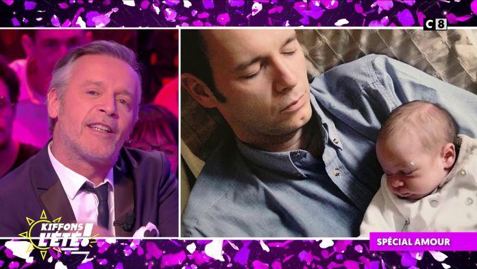 Spécial amour : Jean-Michel Maire très ému après le message d'amour de sa fille