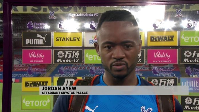 """Jordan Ayew : """"Parfois il y a des jours sans réussite"""" : Premier League"""