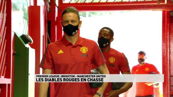 Manchester United : les Diables Rouges en chasse : Premier League - 32ème journée