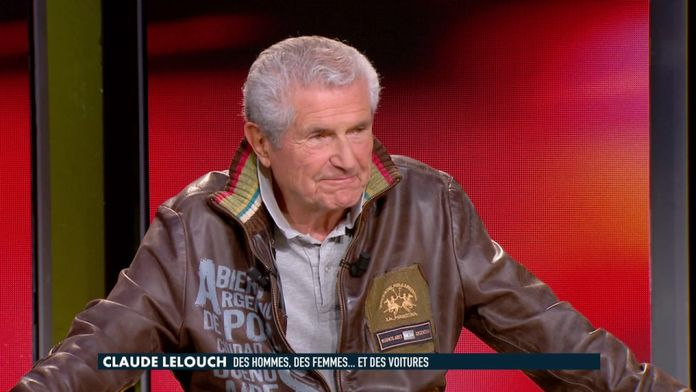Claude Lelouch évoque sa passion pour l'automobile : Formule 1