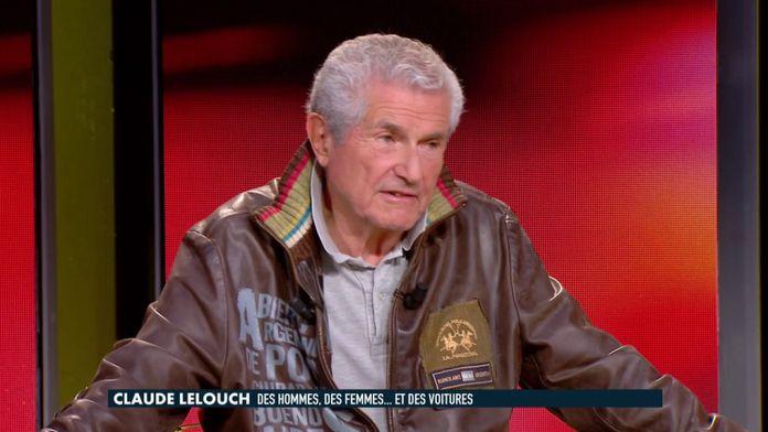 """Claude Lelouch """"J'ai adoré filmer le sport comme on filme des histoires d'amour"""" : Formule 1"""