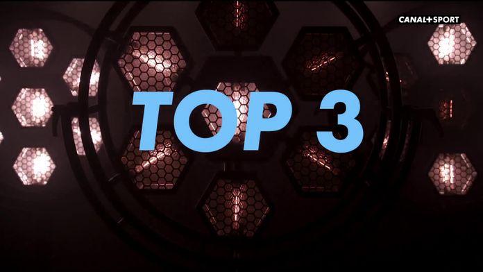 Les trois plus beaux coups de la semaine sont dans le TOP3 : Golf+ le mag
