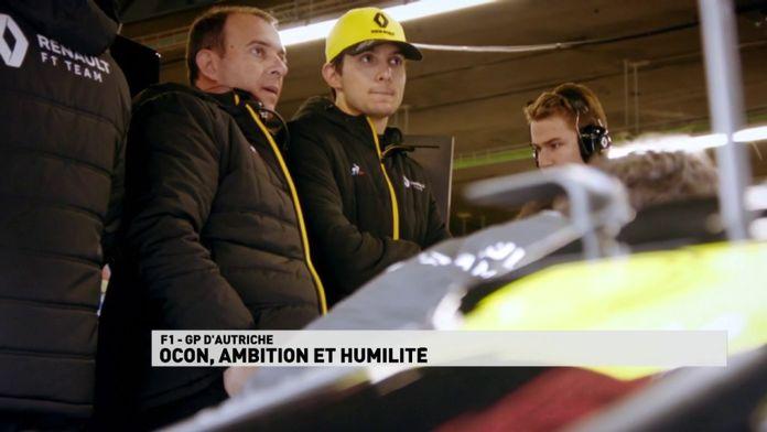 Ocon, ambition et humilité : Formule 1