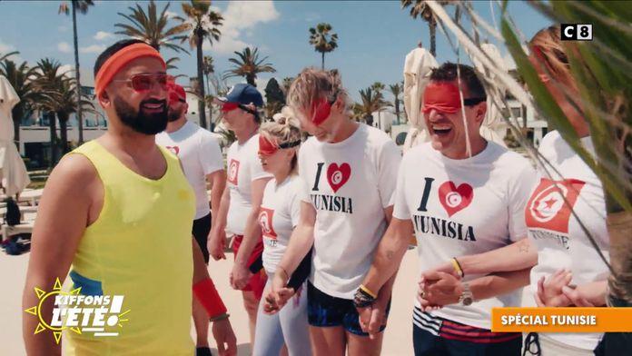 Spécial Tunisie : Quand Cyril Hanouna organise des activités en Tunisie