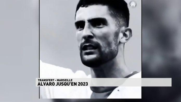 Alvaro Gonzalez olympien jusqu'à 2023 : Mercato