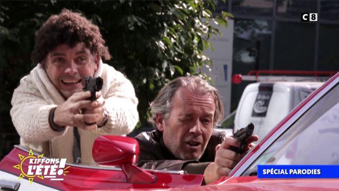 Spécial parodies : Quand Jean-Michel Maire et Thierry Moreau se prennent pour Starsky et Hutch