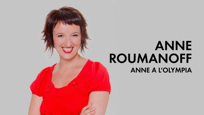 Anne Roumanoff : Anne à l'Olympia