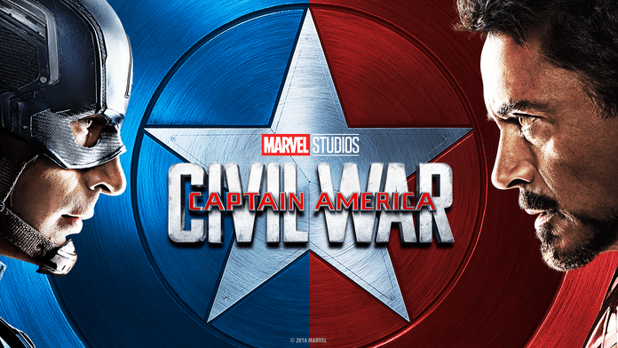Marvel Studios Captain America : Civil War
