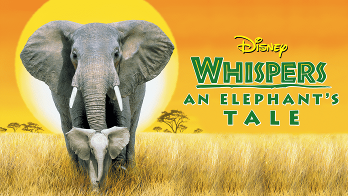 Whispers : An elephant's Tale