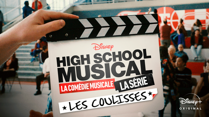 High School Musical : La Comédie Musicale : La Série : Les Coulisses
