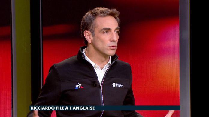 Cyril Abiteboul évoque le départ de Daniel Ricciardo : Formule 1