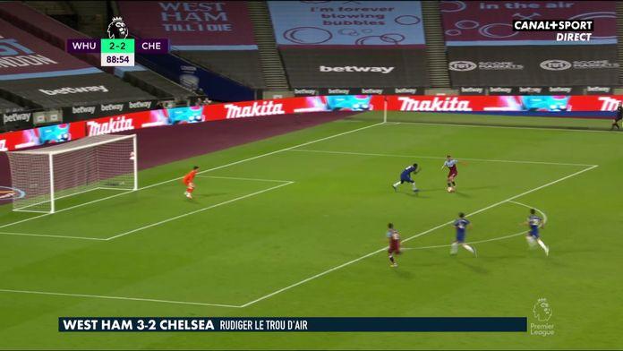Le résumé de West Ham / Chelsea : Premier League - 32e journée