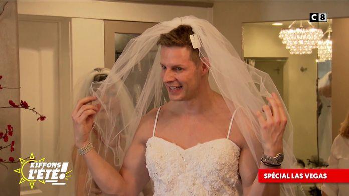 Spécial Las Vegas : Quand les chroniqueurs organisaient un mariage à Las Vegas
