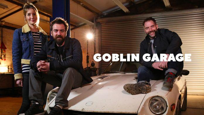 Goblin Garage, avec Jimmy de Ville