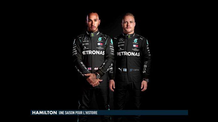 Lewis Hamilton, une saison pour l'histoire ? : Formule 1