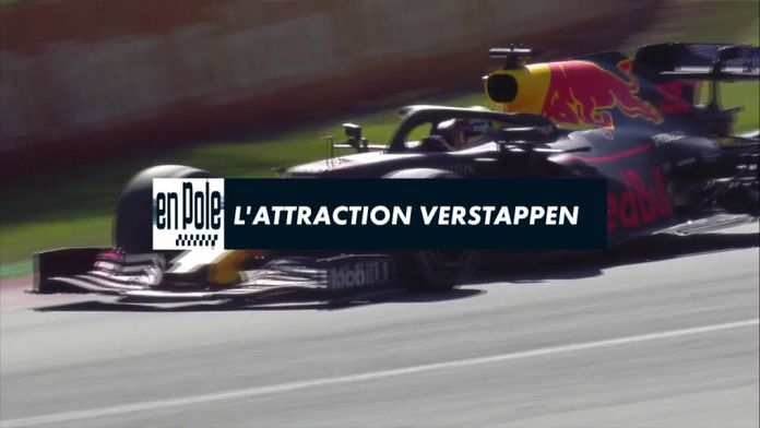 L'attraction Max Verstappen : Formule 1