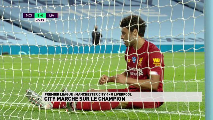 Le résumé de Manchester City / Liverpool : Premier League - 32ème journée