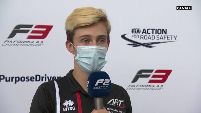 """Pourchaire : """"Je viens pour gagner"""" : Formule 3"""