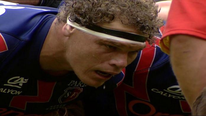 Pieter de Villiers, le Springbok tricolore : Retro - Rugby - Anniversaire