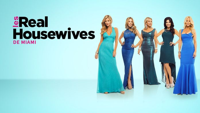 The Real Housewives of Miami - S1 - Un dîner qui reste en travers
